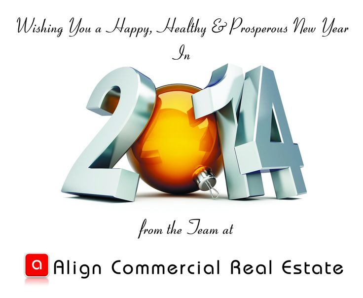 Happy, Healthy and Prosperous New Year!