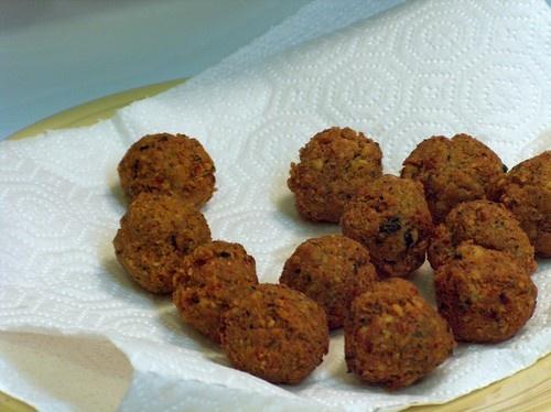 sweet potato falafel crunchy red swiss chard falafel falafel simple ...