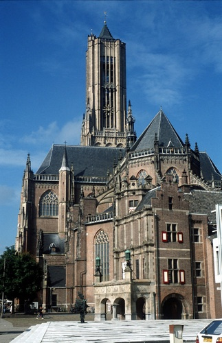 Arnhem - Eusebius Church