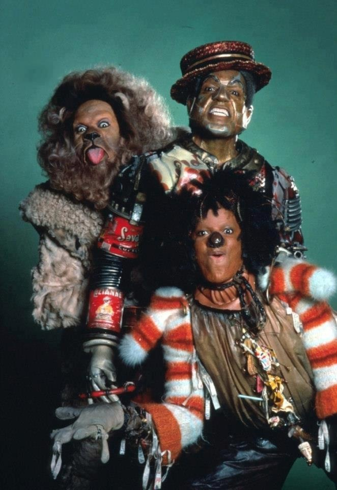 The Wiz - 1978 - Diana Ross, Michael Jackson, Nipsey Russell, Ted Ross and others - http://www.imdb.com/title/tt0078504/