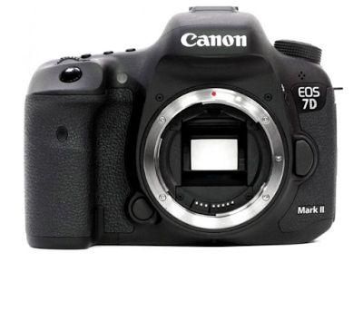 Canon EOS 7D Mark II Kamera DSLR [Body Only] | specification