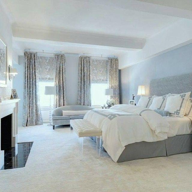 Beautiful bedroom by @ericcohlerdesign