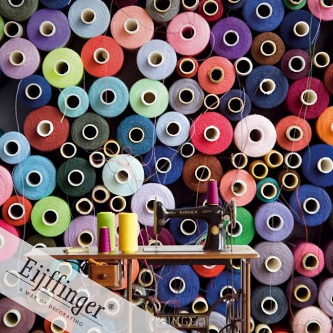 Eijffinger Wallpower Wonders Mural – Craft Couture  Wallpapershop / Murrays Interiors
