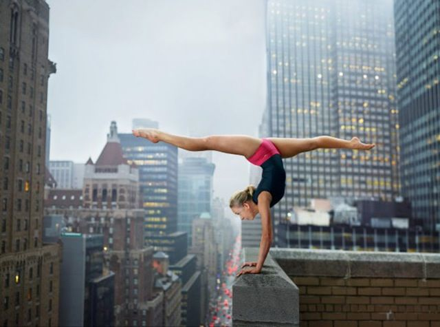 Martin Schoeller photographie les athlètes américains pour les JO 2012 | Phototrend.fr