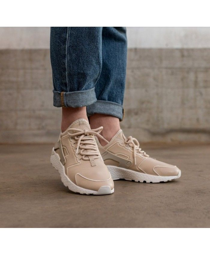 d80810641c18 Nike Air Huarache Run Ultra SI Trainers In Beige