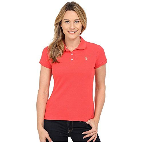 (ユーエスポロアッスン) U.S. POLO ASSN. レディース トップス ポロシャツ Solid Pique Polo 並行輸入品  新品【取り寄せ商品のため、お届けまでに2週間前後かかります。】 表示サイズ表はすべて【参考サイズ】です。ご不明点はお問合せ下さい。 カラー:Cayenne 詳細は http://brand-tsuhan.com/product/%e3%83%a6%e3%83%bc%e3%82%a8%e3%82%b9%e3%83%9d%e3%83%ad%e3%82%a2%e3%83%83%e3%82%b9%e3%83%b3-u-s-polo-assn-%e3%83%ac%e3%83%87%e3%82%a3%e3%83%bc%e3%82%b9-%e3%83%88%e3%83%83%e3%83%97%e3%82%b9-5/