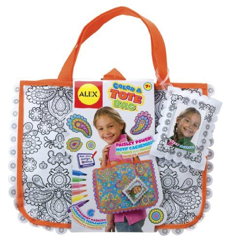 ALEX Toys Color a Bag & Accessories Color A Tote Bag ALEX Toys http://www.amazon.com/dp/B0035LNUUS/ref=cm_sw_r_pi_dp_3F3Awb0YG1TP9