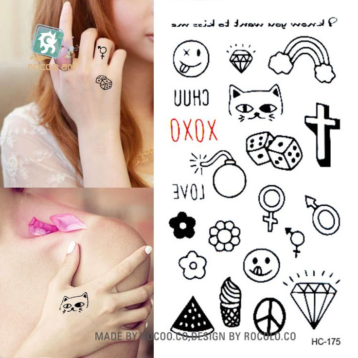 HC1175 Body Art Sex Products Black White Sketch Figure Pictures Water Transfer Temporary Fast Flash Fake Tattoos Sticker Taty