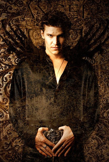 45 best images about david boreanaz on pinterest for Buffy angel tattoo
