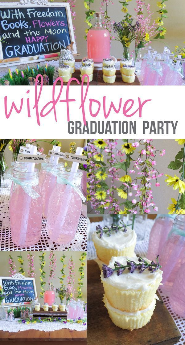The Perfect Party For A Graduate Who Is Wild At Heart Graduation ThemeCollege