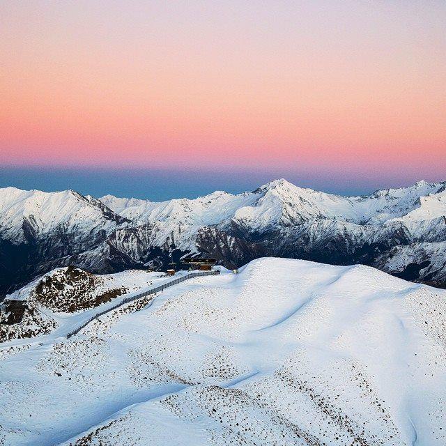 Coronet Peak New Zealand.