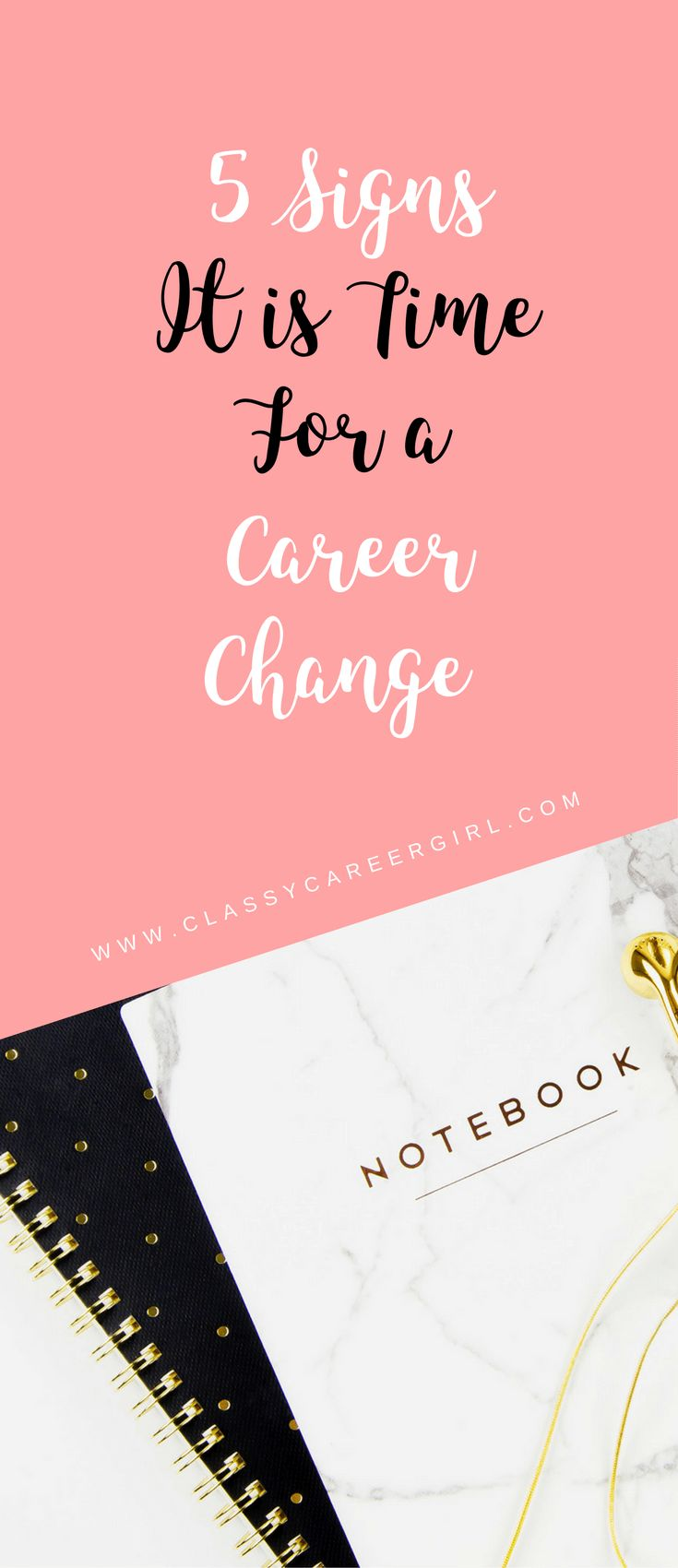 career change resume sample%0A   Signs It is Time For a Career Change  VIDEO