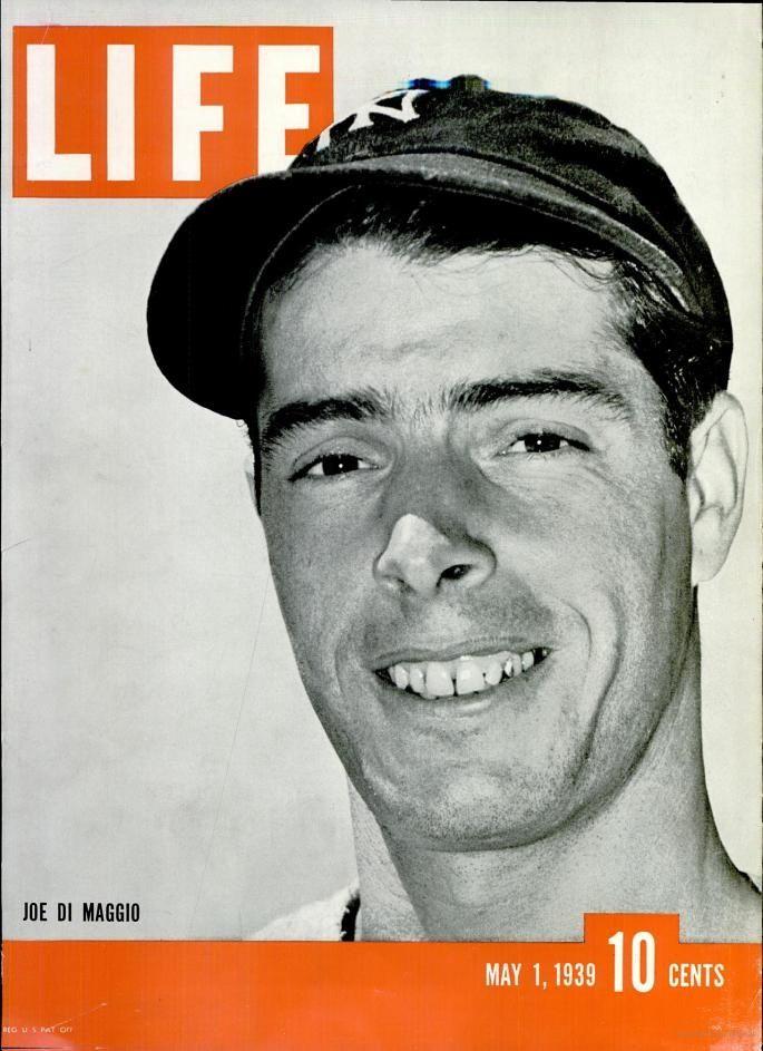 Joe DiMaggio   Life Cover - Joe DiMaggio   Jessi