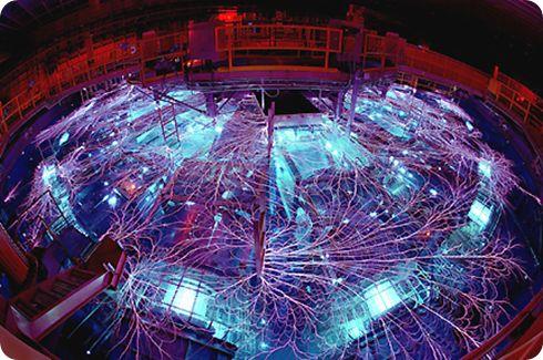 ¿Avance con energía de fusión?