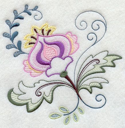 Machine Embroidery Designs at Embroidery Library! - Color Change - E3697