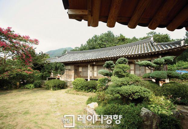 [정덕희의 사람 향기가 있는 고택](9) 꽃처럼 피어나는 한옥 나주 도래마을