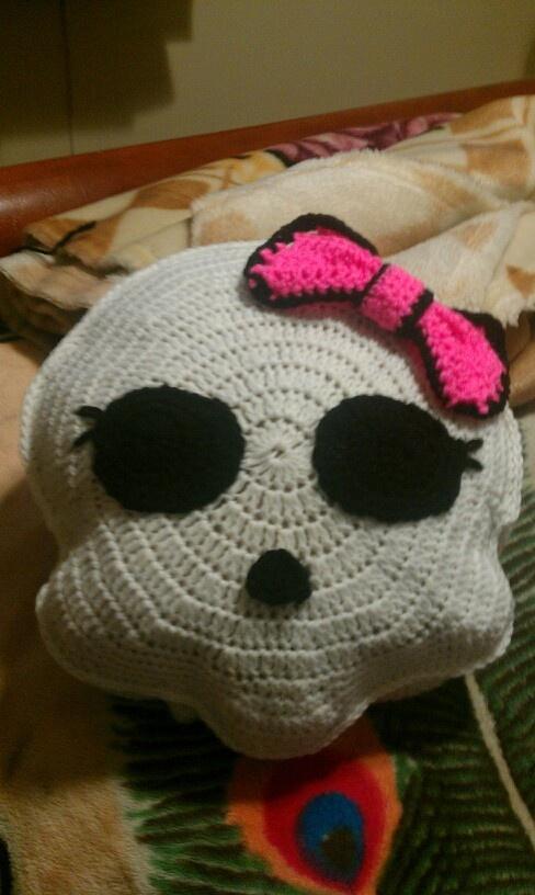 Crochet monster high