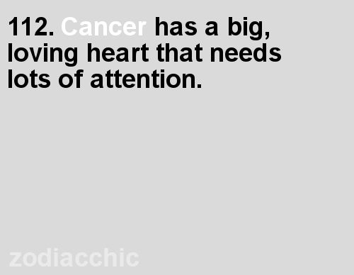 Take a look at your horoscope for today, Cancer.  Click here!