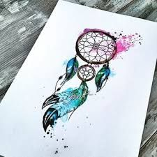 Bildergebnis für compass dreamcatcher tattoo