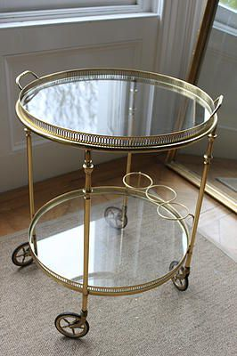 Drinks trolleys/bar carts vintage drinks trolley, vintage bar cart