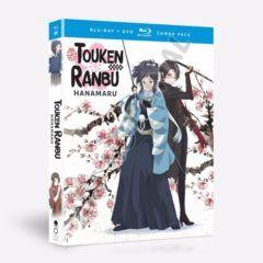Funimation Adds 'Touken Ranbu: Hanamaru' Anime DVD/BD Preorder Trailer