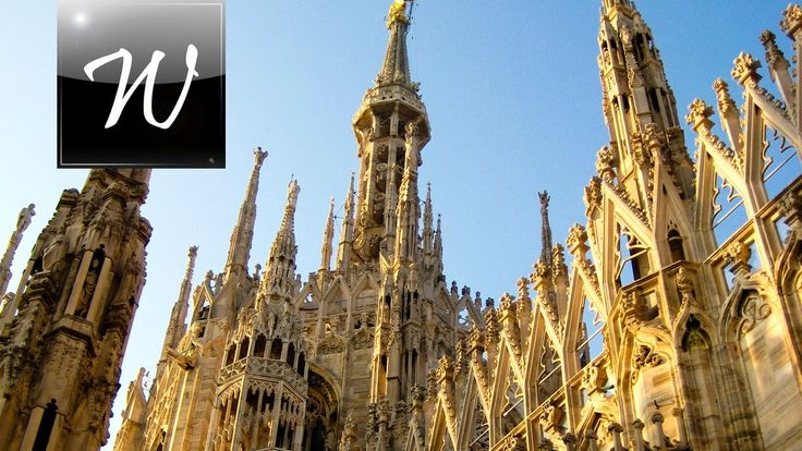 ◄ Milan Cathedral, Italy [HD] ►  absolutely beautiful, a must see.l