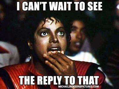 Funny Meme Facebook Comments : 39 best michael jackson popcorn meme images on pinterest dankest
