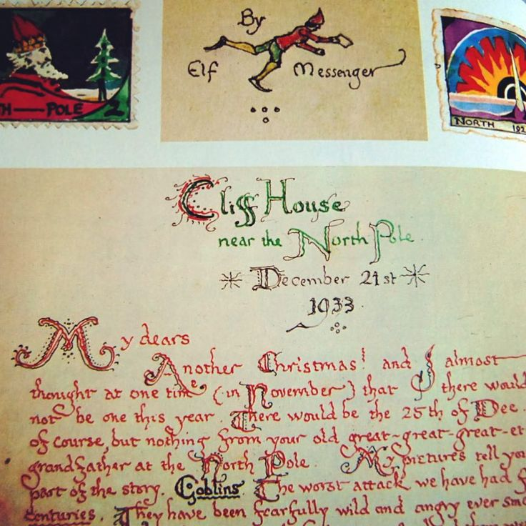 The 25 best father christmas letters ideas on pinterest father in honour of national letter writing day here is an extract from tolkiens father christmas letters he wrote one every year to his children always in the spiritdancerdesigns Gallery