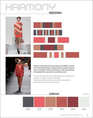 TRENDS - TEXTILE REPORT . WOMENSWEAR A/W 2013