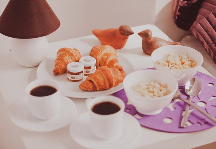 Завтрак в постель: Love-story Анастасии и Антона