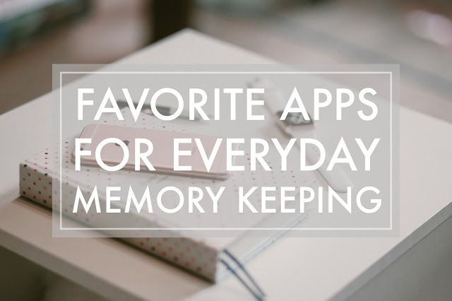My Favorite Apps for Memory Keeping   The holiday season always gives me the warm and fuzzies. It is a time for family a time for coming together and a time for forgetting our troubles. It is a time to be kind to help others to see the good in others. Something we shouldn't forget when January 1st rolls around. Today I want to share with you some apps that I love for memory keeping all year round not just for the warm and fuzzy times.  (this post contains affiliate links please read my full…
