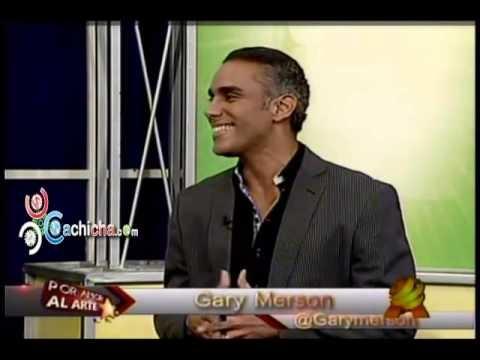Entrevista al Presentador de Noticias en SIN @GaryMerson en @PorAmorAlArte7 @Magnoliakasse #Video - Cachicha.com