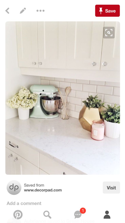 16 best kitchen backsplash images on Pinterest   Home ideas, My ...
