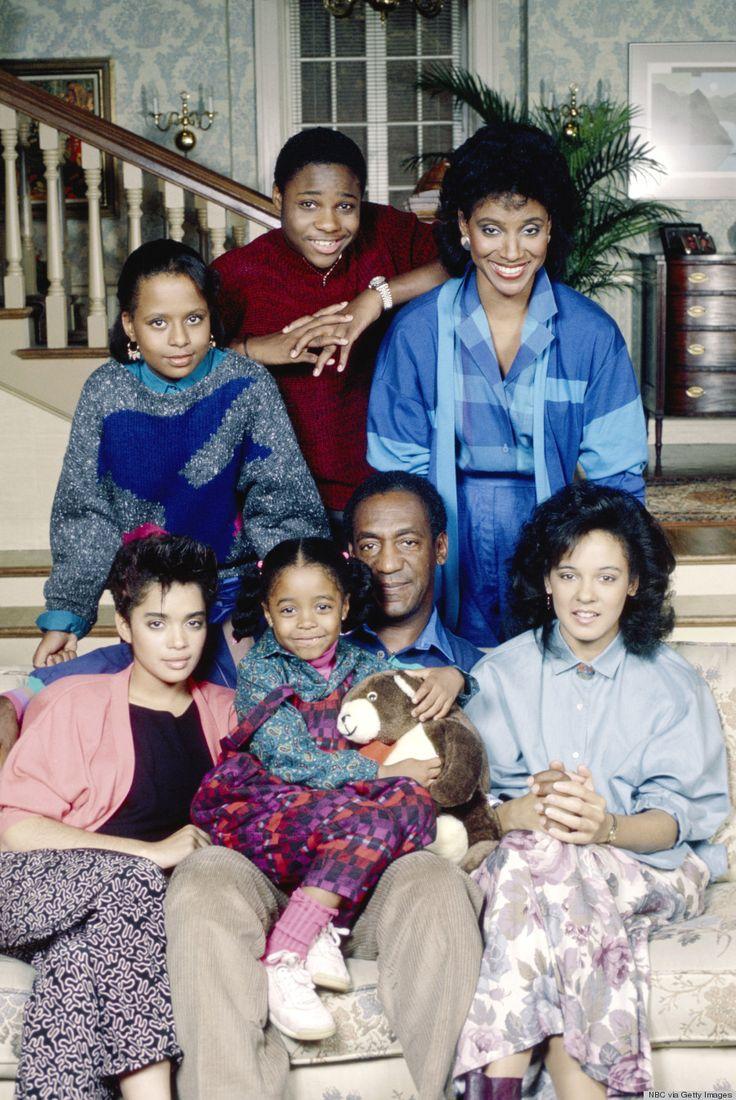 Bill cosby family photos - The Cosby Show Cast Season 2