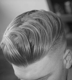 Pompadour Fade Haircuts | Popular, Pompadour fade and Pompadour hair