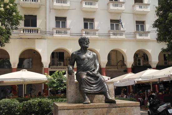 Aristotelous Square, Thessaloniki!