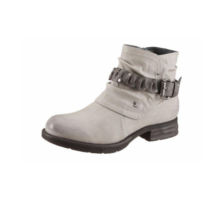 Kotníková obuv Tom Tailor | modino.sk #modino_sk #modino_style #style #fashion #acessories #doplnky