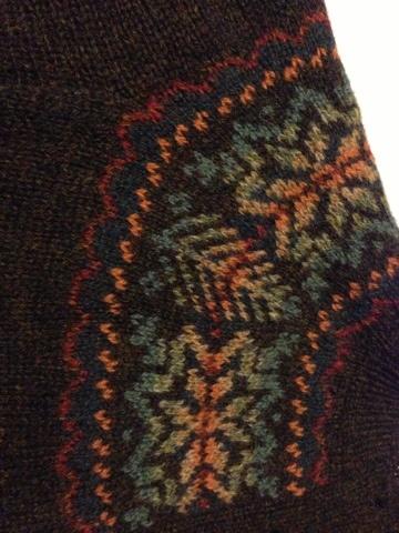 42 best Shetland Knitting images on Pinterest | Fair isle knitting ...