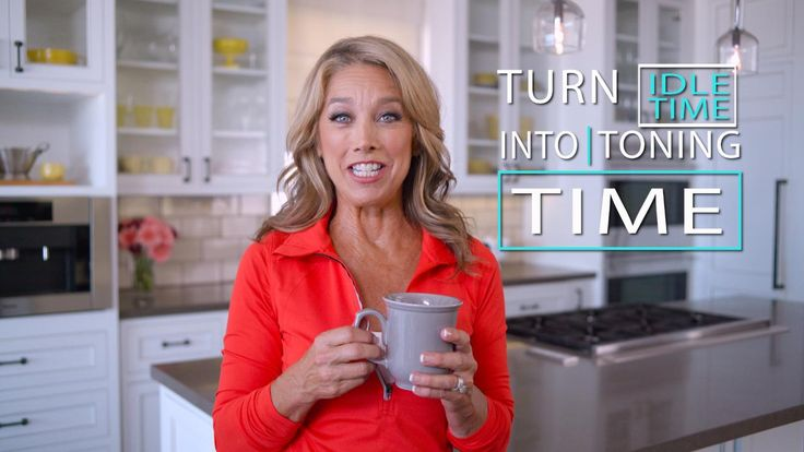 Tone Your Abs and Arms with Denise Austin - AARP
