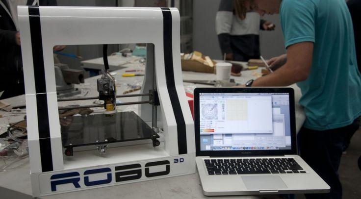 Votre propre imprimante 3D pour pas cher grâce à Kickstarter