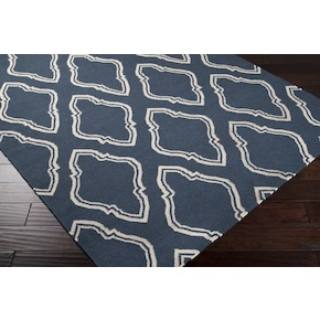 .: Dining Rooms, Marines Blue, Area Rugs, Hands Woven, Blue Rugs, Living Rooms Rugs, Accent Furniture, Jill Rosenwald, Moroccan Tile