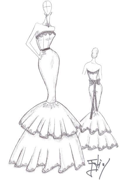 enseñar valores a traves de los diseños de moda: moda para damas y caballeros