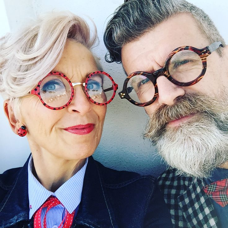 13 Stylish Older Couples Who Look Way Cooler Than Hollywood Celebrities – Simmy Sookdeo
