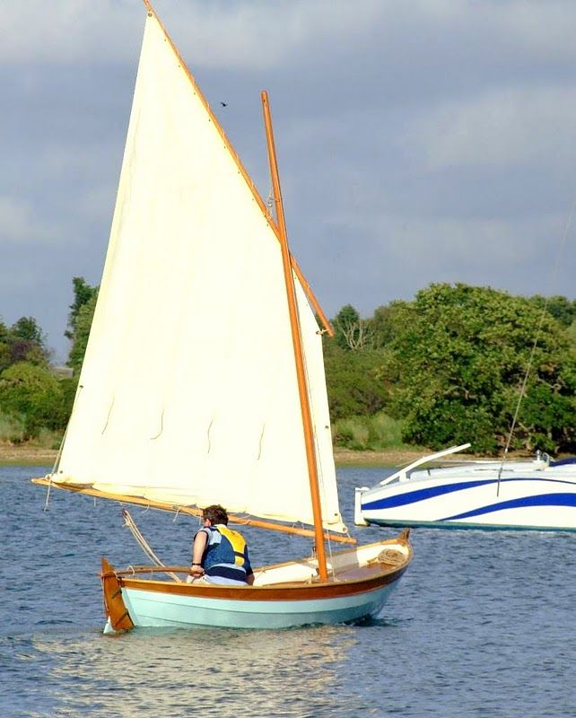 Instant Boats Teal : Payson bolger and the original instant boats wooden