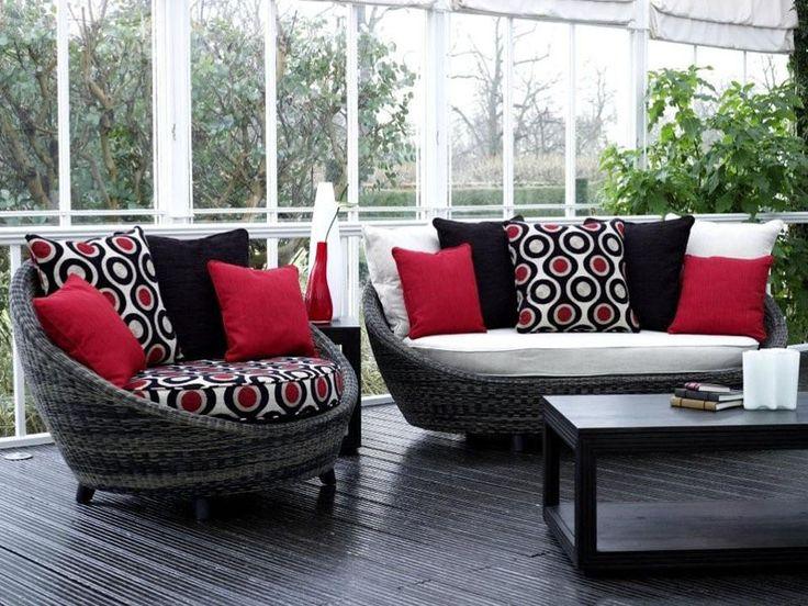 Modern Furniture Red více než 20 nejlepších nápadů na téma modern conservatory