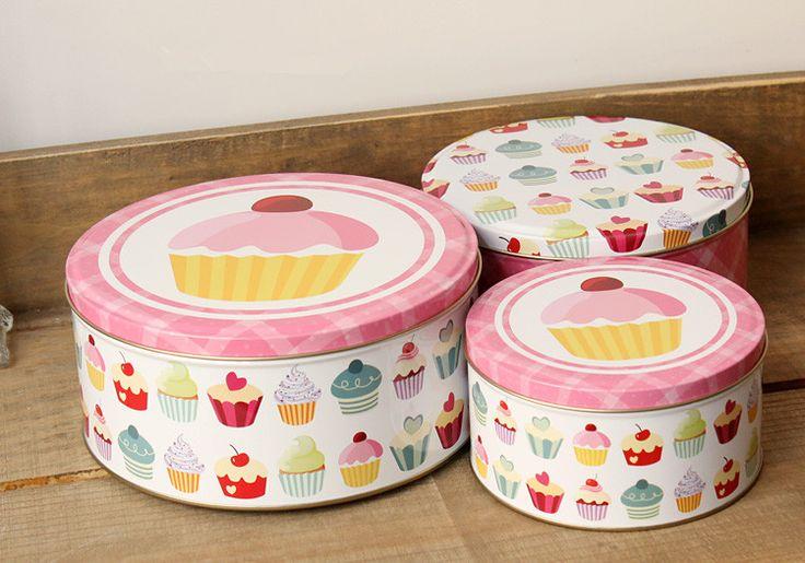 Большой круг измерения комплект торт узор олово коробка, Zakka ёмкость железо коробка конфеты разное коробка 3шт / комплект HD0417 купить на AliExpress