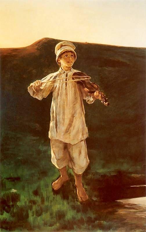 Witold Pruszkowski - Pastuszek, 1896