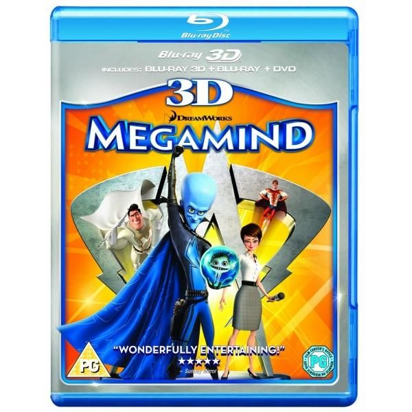 http://ift.tt/2dNUwca | Megamind 3D 3D Blu-ray 2D Blu-ray And DVD | #Movies #film #trailers #blu-ray #dvd #tv #Comedy #Action #Adventure #Classics online movies watch movies  tv shows Science Fiction Kids & Family Mystery Thrillers #Romance film review movie reviews movies reviews
