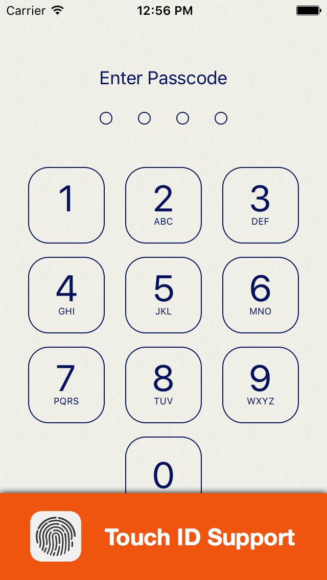 Lock Notes Pro - Protect your notes with password by Yaniv Katan gone Free