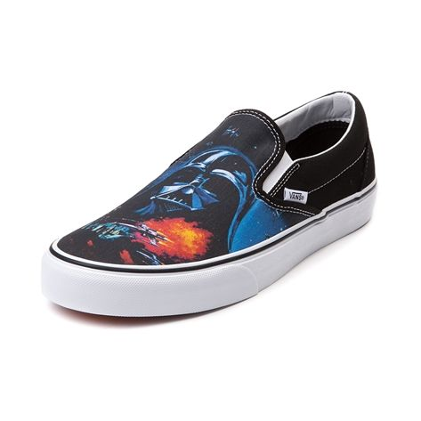Shop for Vans Slip-On Star Wars A New Hope Skate Shoe in Black at Journeys Shoes. Shop today for the hottest brands in mens shoes and womens shoes at Journeys.com.Heres to the original. The movie that started it all with its release in 1977, Star Wars Episode IV A New Hope. The first installment in the Star Wars film saga, A New Hope is regarded as one of the most influential films in cinematic history, telling an unforgettable story of love and adventure with innovative characters and ...